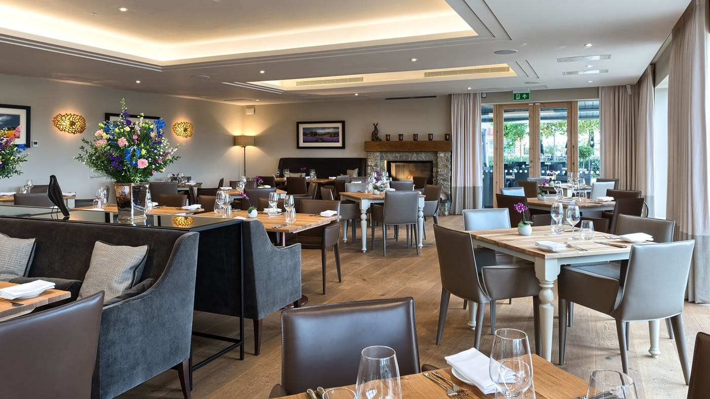 Golf & Dining Experience at Centurion Club St Albans Hertfordshire