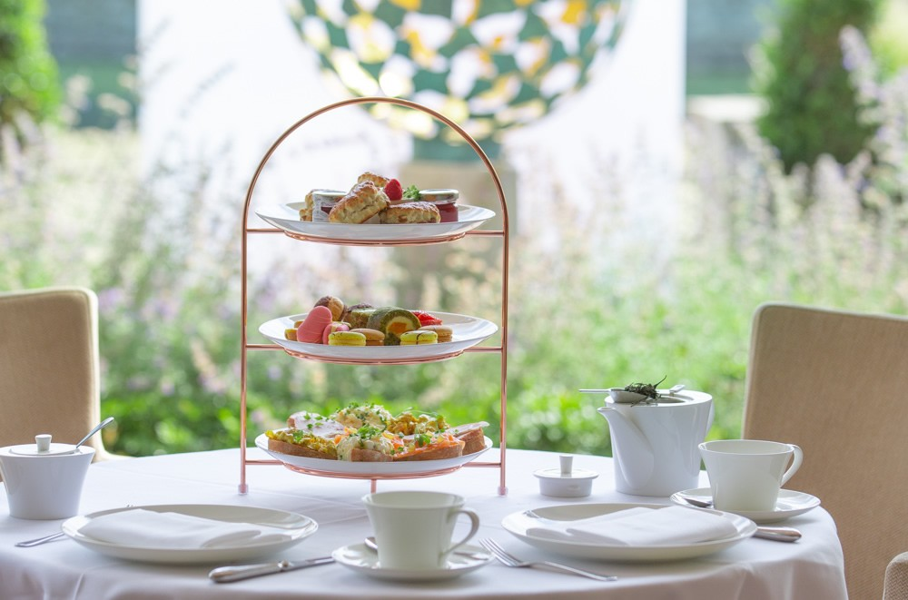 Afternoon Tea St Albans, hand crafted afternoon teas, including a sparkling ladies afternoon tea