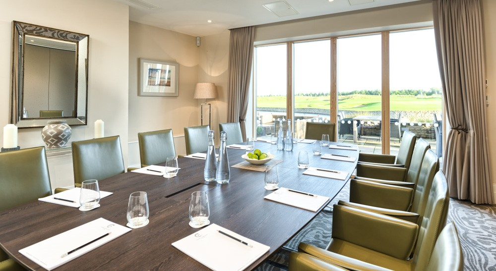 Meetings rooms hold your corporate business event at Centurion Club St Albans Hertfordshire