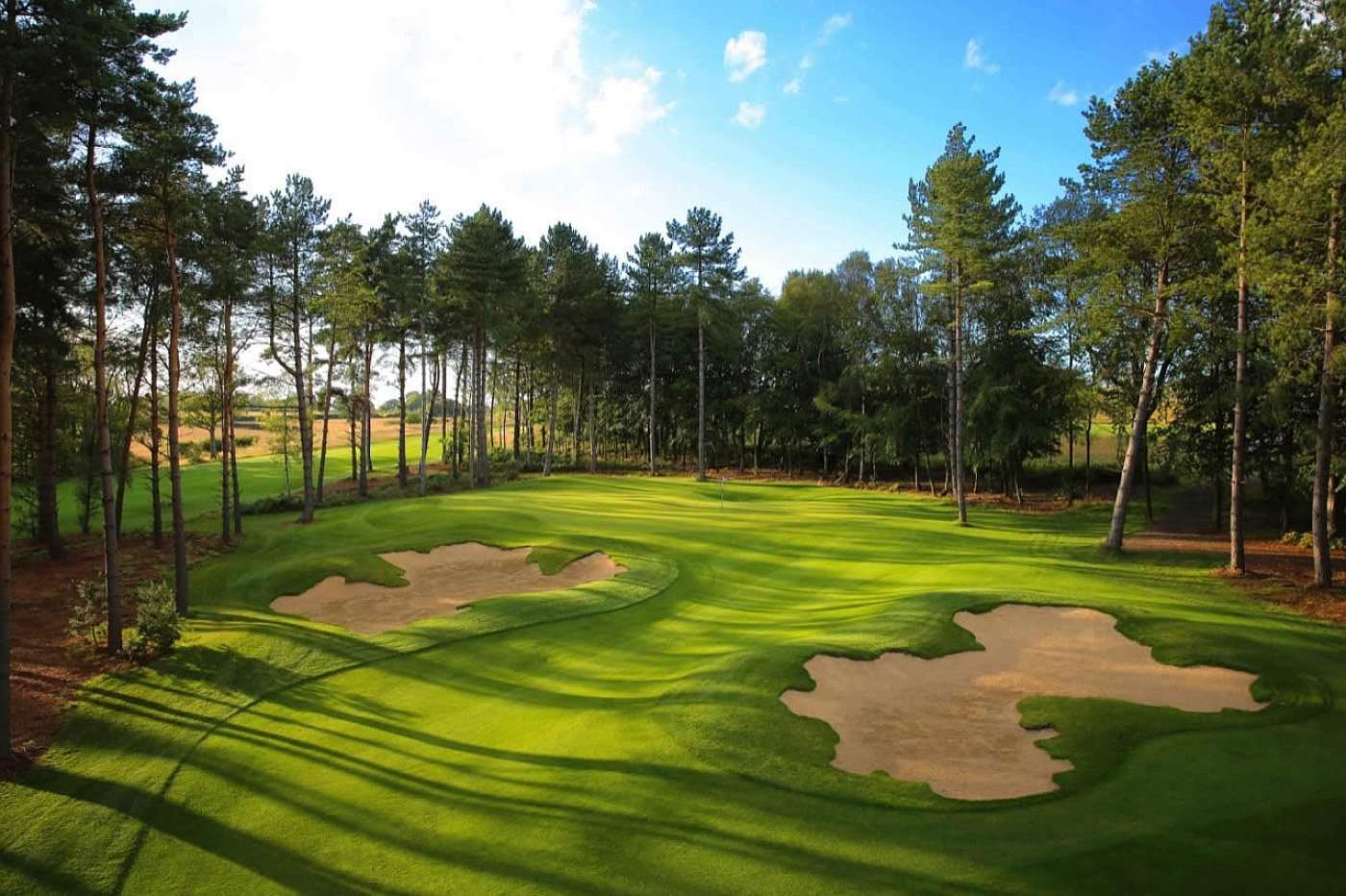 Centurion Club, Ideally located to the west of St Albans, The Centurion Club will provide its members with a golfing experience unrivalled quality and comfort.